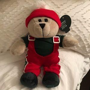 2019 Starbucks Barista Bear